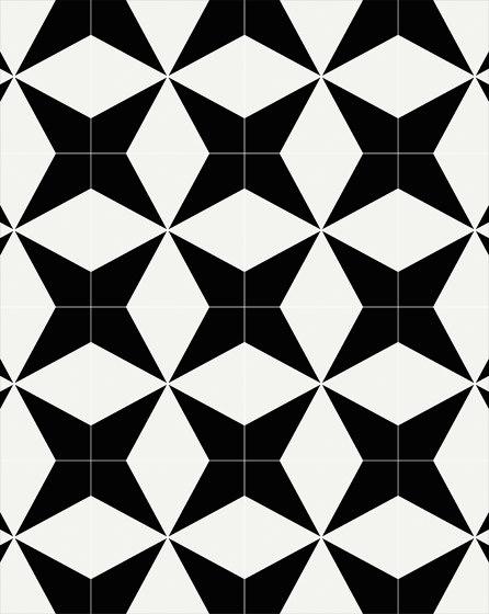 Atelier Petit Triangle von Devon&Devon | Keramik Fliesen