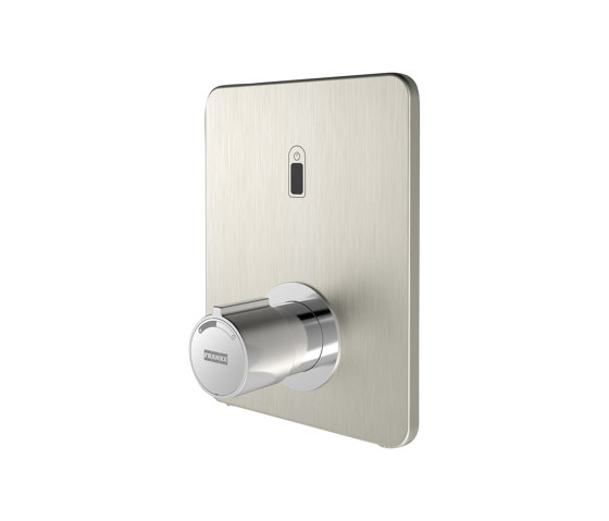 F3E-Therm Electronic thermostatic mixer with with battery operation by Franke Water Systems   Shower controls