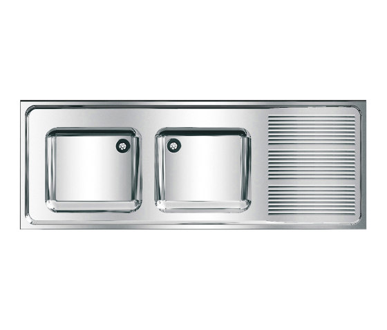 MAXIMA Commercial sink by Franke Water Systems | Kitchen sinks