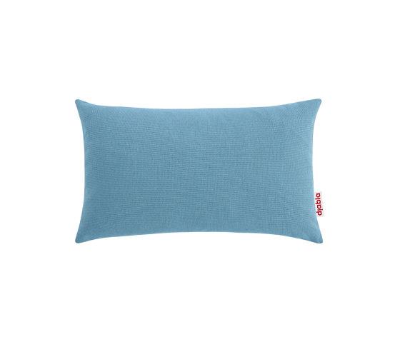 Ploid Rectangular Cushion by Diabla | Cushions