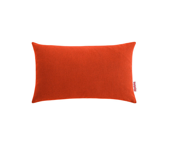 Ploid Rectangular Cushion by Diabla | Cushions