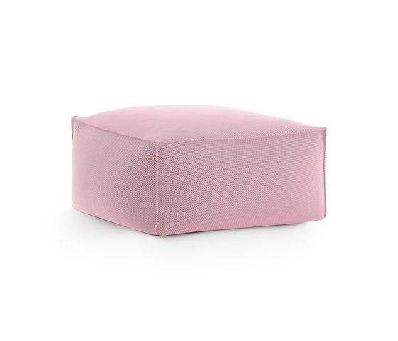 Sail Square Pouf by Diabla | Poufs