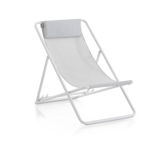 Trip Deckchair by Diabla | Sun loungers