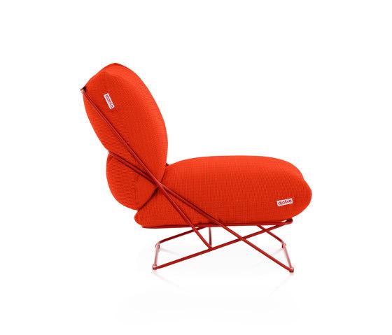 Valentina Club Chair by Diabla | Armchairs