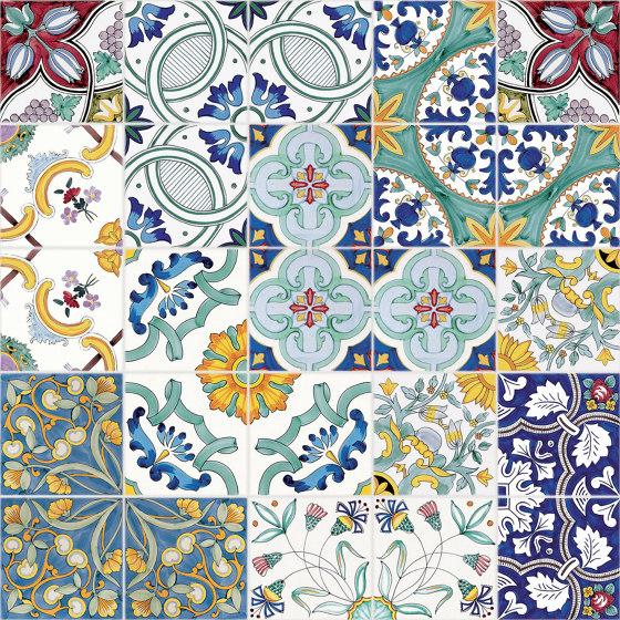 Mèlange '900 by Ceramica Francesco De Maio | Ceramic tiles