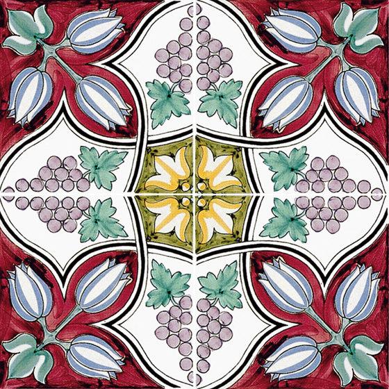 Antichi Decori Passolini by Ceramica Francesco De Maio   Ceramic tiles