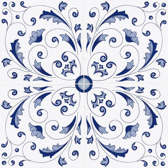 Classico Vietri Crestarella by Ceramica Francesco De Maio | Ceramic tiles