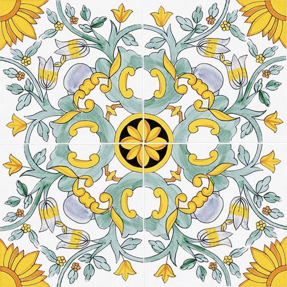 Classico Vietri Gloria by Ceramica Francesco De Maio | Ceramic tiles