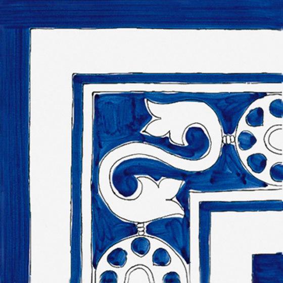 Classico Vietri Greca Blu by Ceramica Francesco De Maio   Ceramic tiles