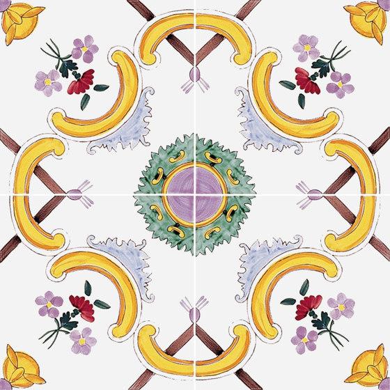 Classico Vietri Santa Lucia by Ceramica Francesco De Maio | Ceramic tiles