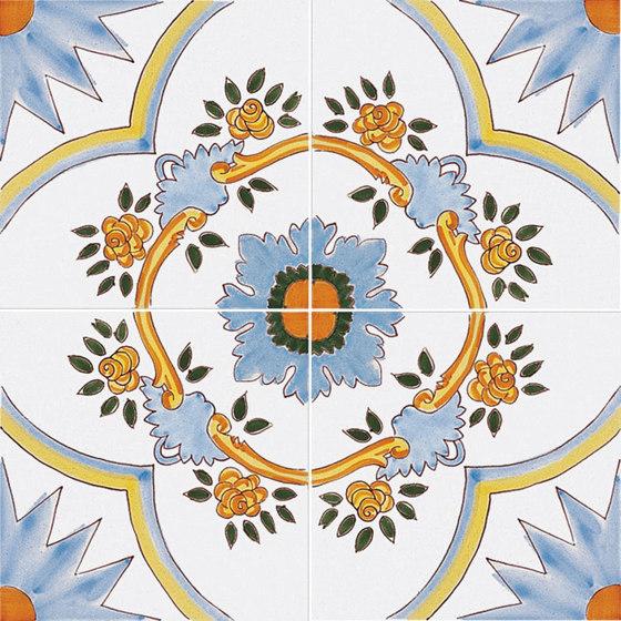 Classico Vietri Valeria by Ceramica Francesco De Maio | Ceramic tiles