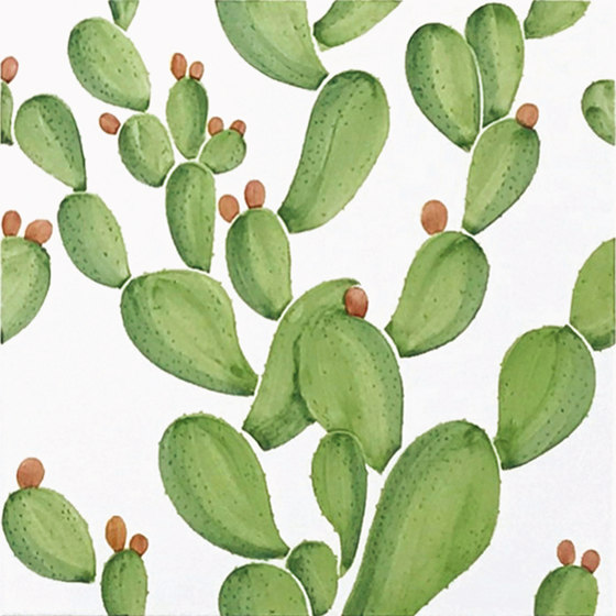 Verde Verticale Cactus by Ceramica Francesco De Maio | Ceramic tiles
