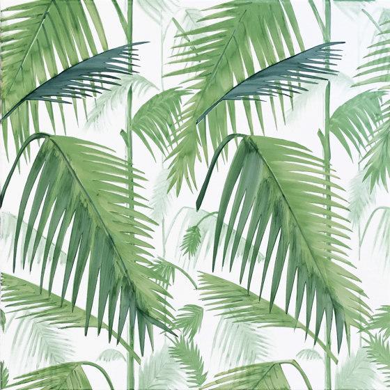 Verde Verticale Palm by Ceramica Francesco De Maio | Ceramic tiles