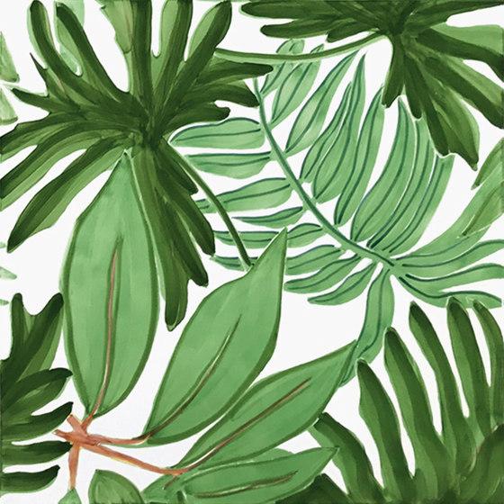 Verde Verticale Tropical by Ceramica Francesco De Maio | Ceramic tiles