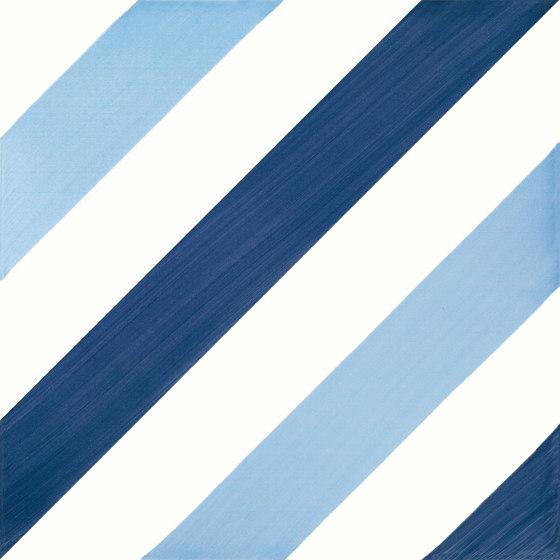 Blu Ponti Decoro Tipo 3 by Ceramica Francesco De Maio | Ceramic tiles