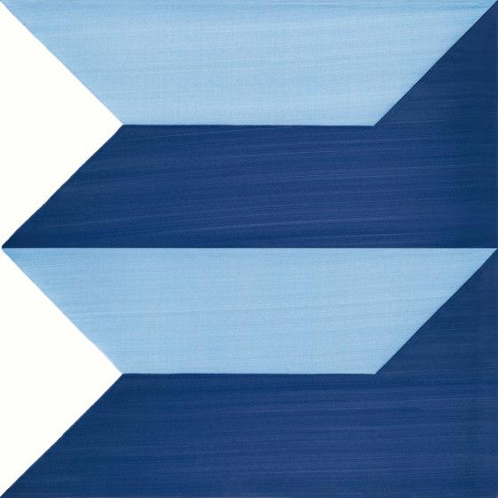 Blu Ponti Decoro Tipo 16 by Ceramica Francesco De Maio   Ceramic tiles
