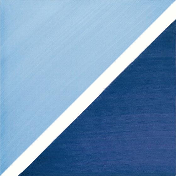 Blu Ponti Decoro Tipo 17 by Ceramica Francesco De Maio | Ceramic tiles