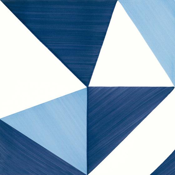 Blu Ponti Decoro Tipo 21 by Ceramica Francesco De Maio | Ceramic tiles