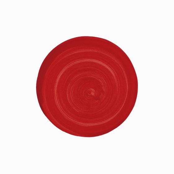Puntini  DOT 8 Rosso by Ceramica Francesco De Maio   Ceramic tiles