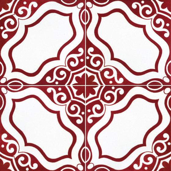 Fiori Scuri Benincasa by Ceramica Francesco De Maio | Ceramic tiles