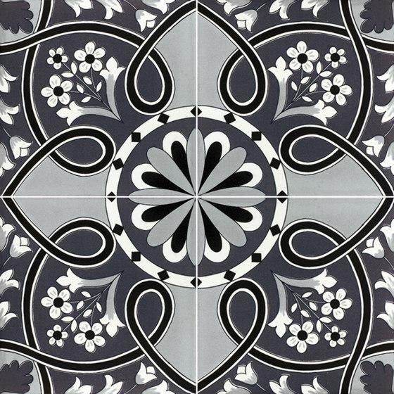 Fiori Scuri Nocelle von Ceramica Francesco De Maio | Keramik Fliesen
