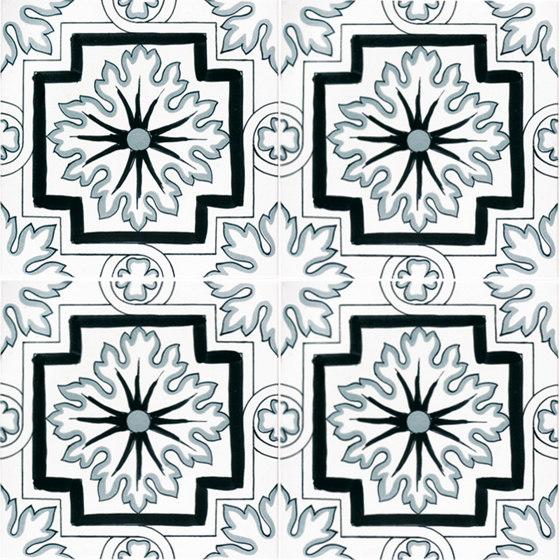 Fiori Scuri Stabia by Ceramica Francesco De Maio | Ceramic tiles