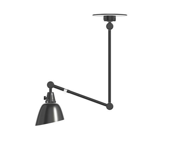 Midgard Modular | Typ 554 | Ceiling | Double Arm | 40 x 30 by Midgard Licht | Suspended lights