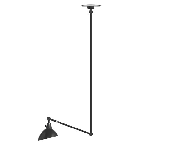 Midgard Modular | Typ 554 | Ceiling | Double Arm | 120 x 40 by Midgard Licht | Suspended lights