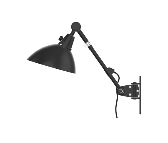 Midgard Modular | Typ 505 | Wall | Swiveling | Single Arm | 30 by Midgard Licht | Wall lights