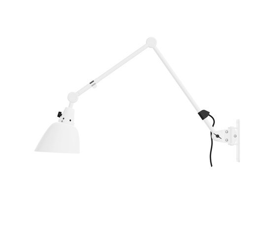 Midgard Modular   Typ 505   Wall   Swiveling   Double Arm   40 x 30 by Midgard Licht   Wall lights