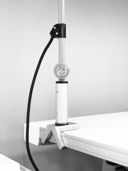 midgard modular | TYP 559 | office adapter | 40 x 30 by Midgard Licht | Table lights