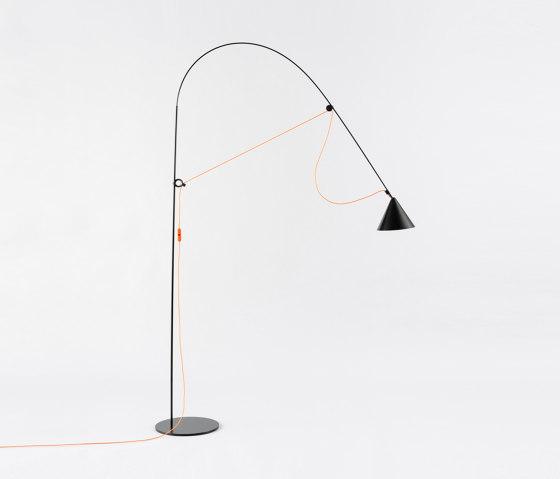 AYNO | Floor | Small by Midgard Licht | Free-standing lights