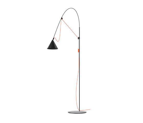 AYNO | floor  L by Midgard Licht | Free-standing lights