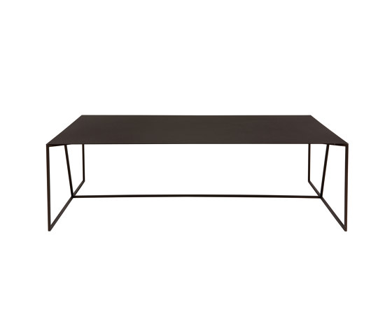Oblique Rectangular Sofa Table by ASPLUND | Coffee tables
