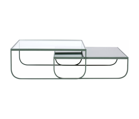 Tati Coffe Tables Set by ASPLUND | Nesting tables