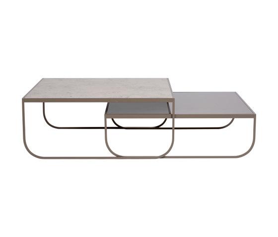Tati Coffe Tables Set by ASPLUND | Nesting tables