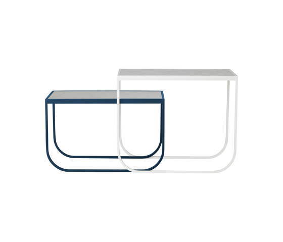 Tati Side Set by ASPLUND | Nesting tables