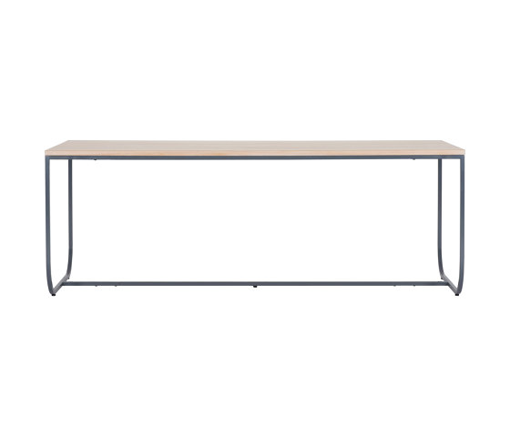 Tati Dining Table 200 without overhang by ASPLUND | Dining tables
