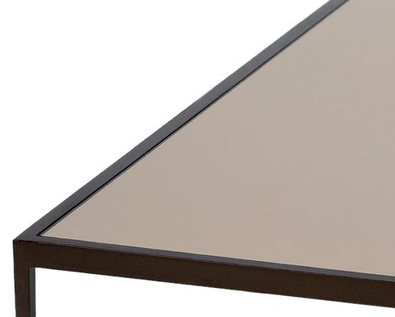 Tati Side Table Square Set by ASPLUND   Nesting tables