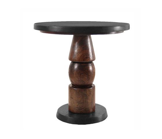 Lucius Bistro Café Table by Pfeifer Studio | Bistro tables