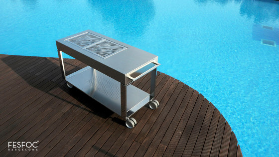 TACORA COAL BARBECUE by Fesfoc | Barbecues