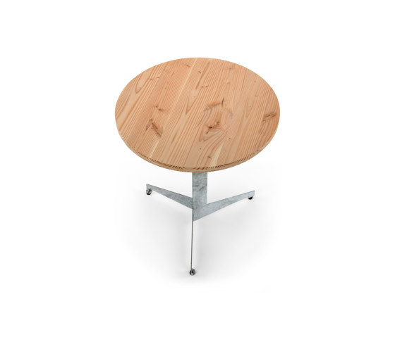 Construct | Bistro Table, wood by Magazin® | Bistro tables