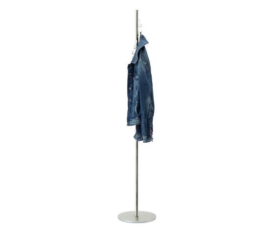 Ali   Wardrobe, hot-dip galvanised by Magazin®   Coat racks