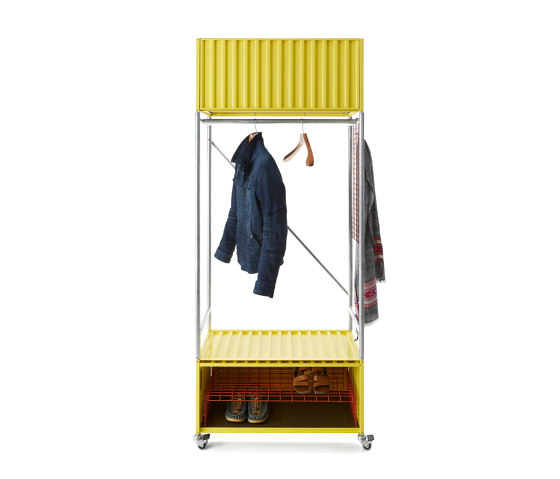 DS Wardrobe | by Magazin® | Cloakroom cabinets