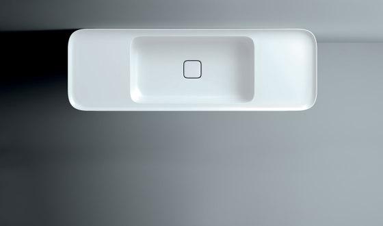 Cameo Sink | 120 x 40 h14 by Valdama | Wash basins