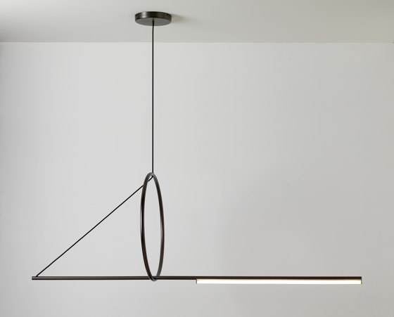Cercle&trait XL by CVL Luminaires | Suspended lights