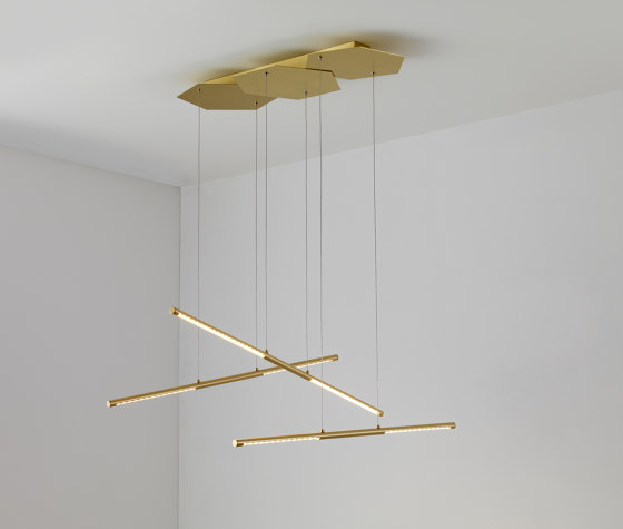 Link su by CVL Luminaires | Suspended lights