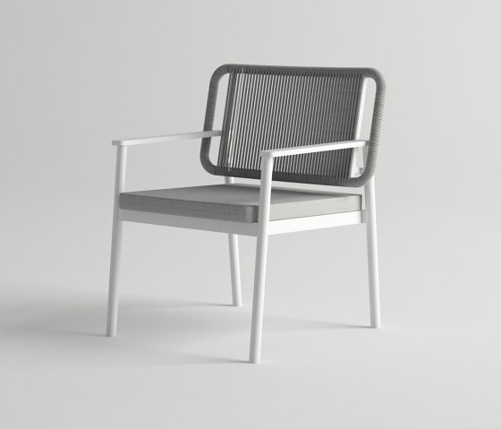 Sensoria Dining Armchair by 10DEKA