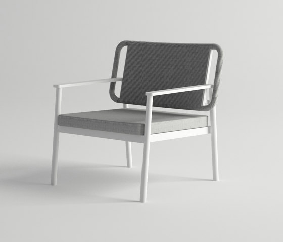 Sensoria Lounge Armchair by 10DEKA