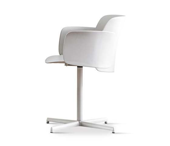 Paper | swivelling chair by Desalto | Chairs